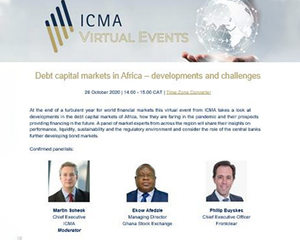 Debt capital markets in Africa – developments and challenges